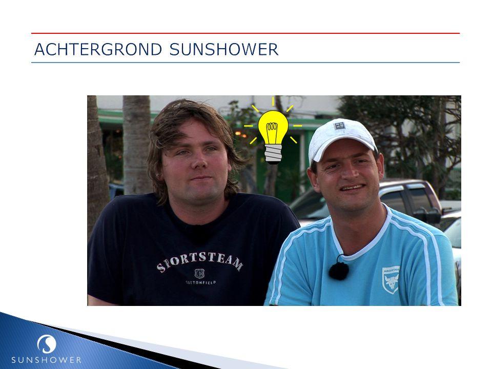 ACHTERGROND SUNSHOWER