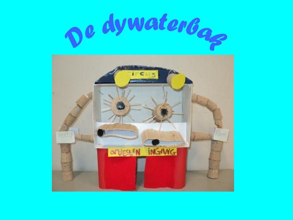De dywaterbak