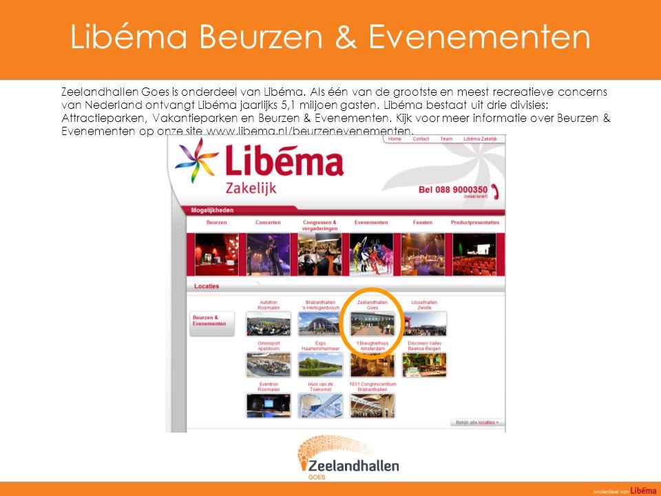 Libéma Beurzen & Evenementen