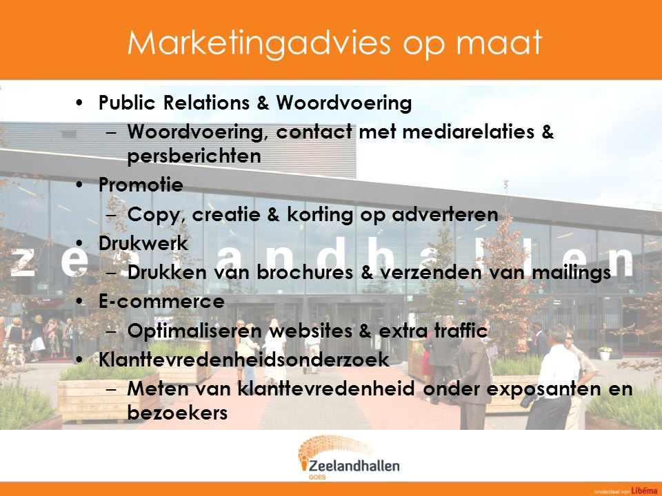 Marketingadvies op maat