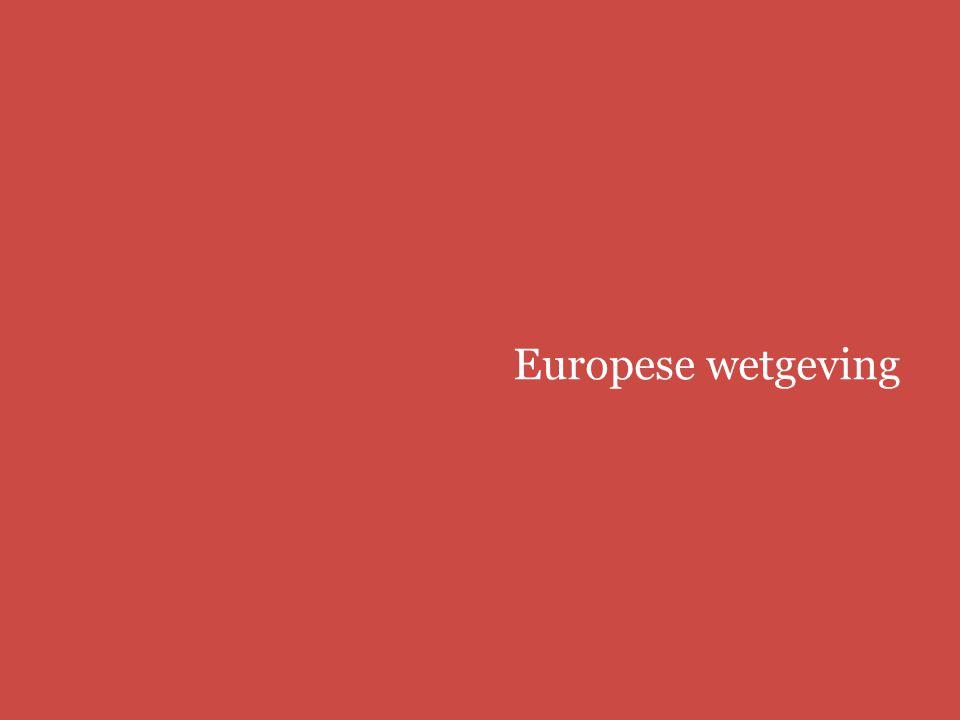 Europese wetgeving Europees modellenrecht | bbmm/fbmm