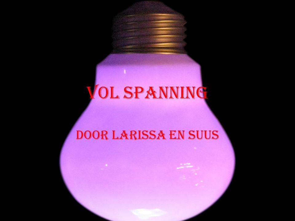 Vol spanning Door larissa en suus