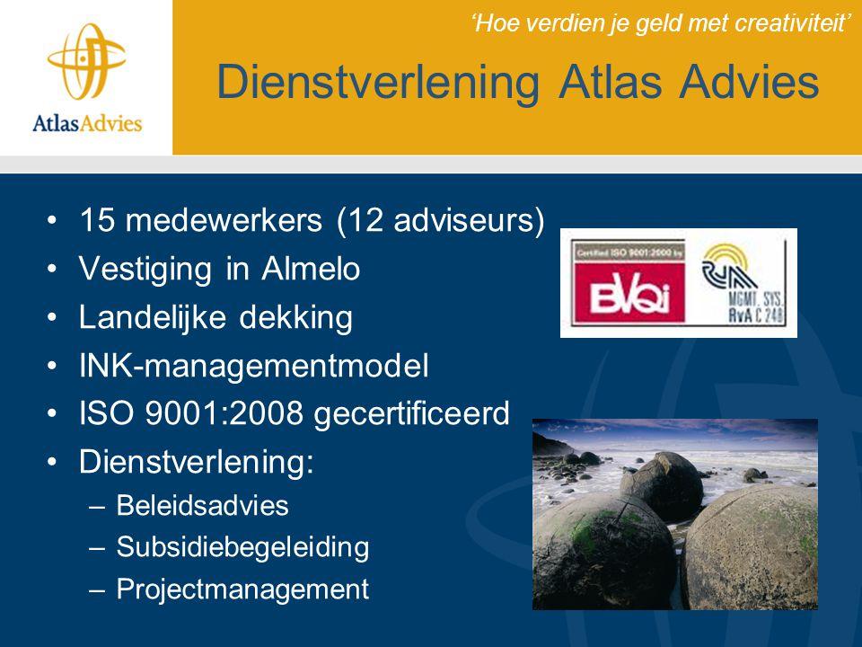 Dienstverlening Atlas Advies