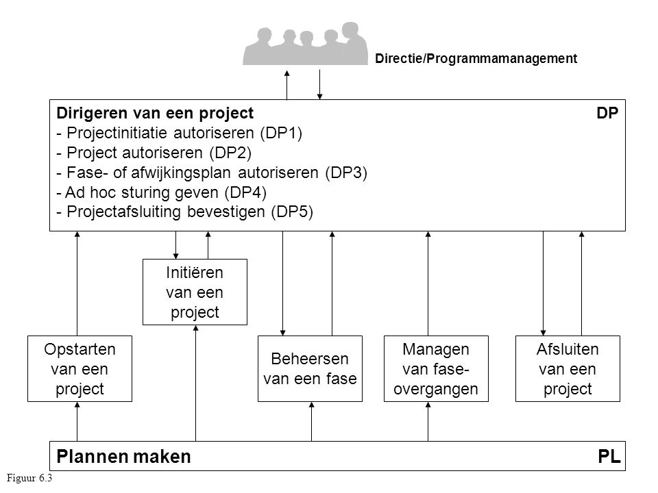 Directie/Programmamanagement