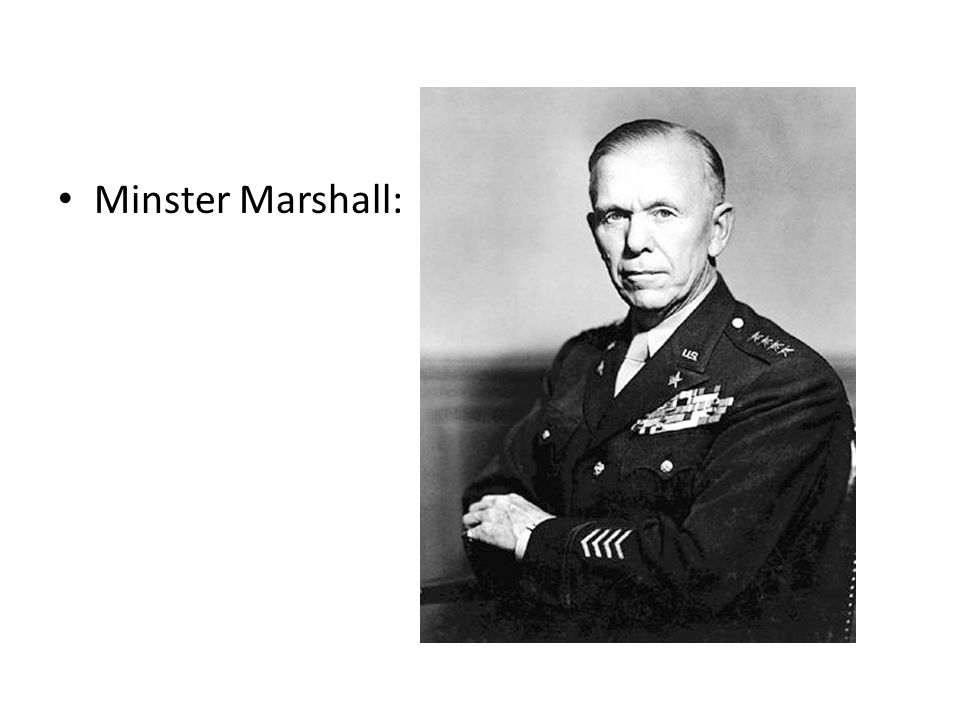 Minster Marshall: