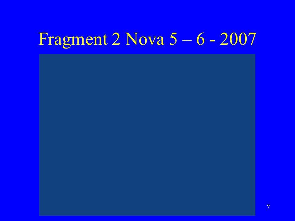Fragment 2 Nova 5 – 6 - 2007 Stag Rijnstreek 20-6-2007