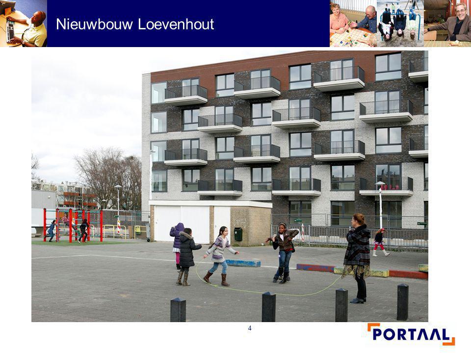 Nieuwbouw Loevenhout
