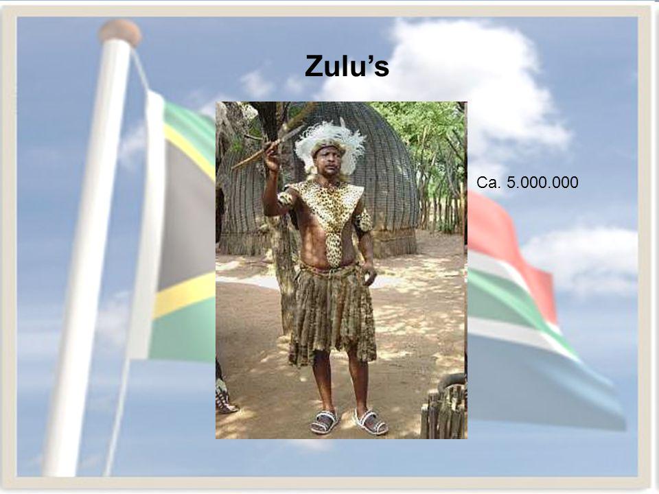 Zulu's Ca. 5.000.000
