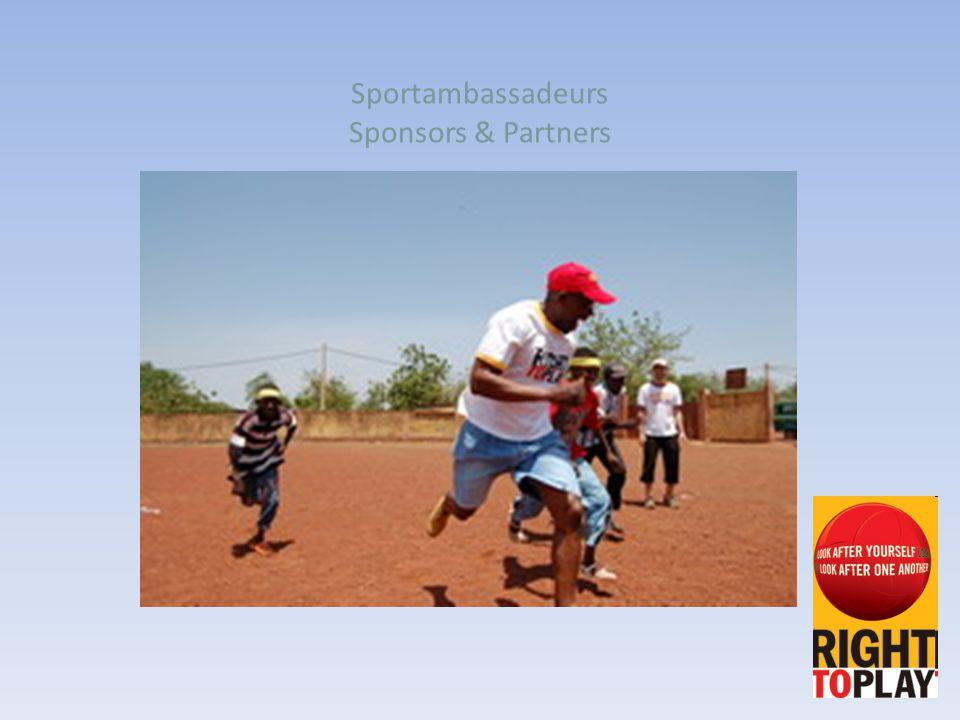 Sportambassadeurs Sponsors & Partners