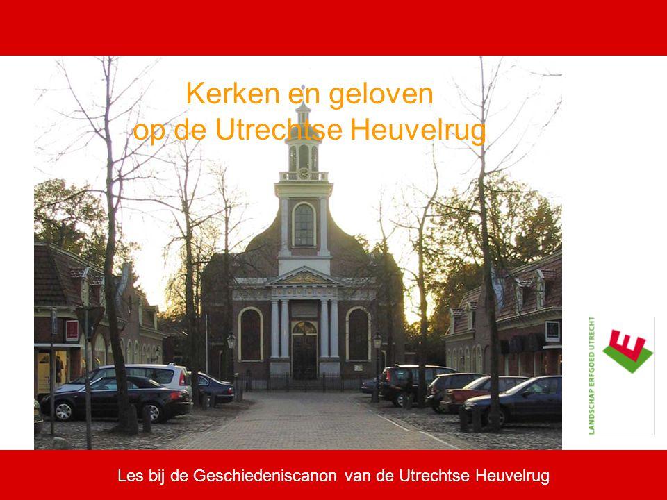 op de Utrechtse Heuvelrug