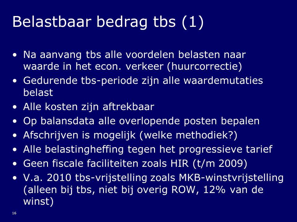 Belastbaar bedrag tbs (1)