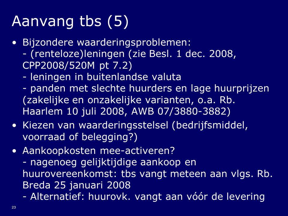 Aanvang tbs (5)
