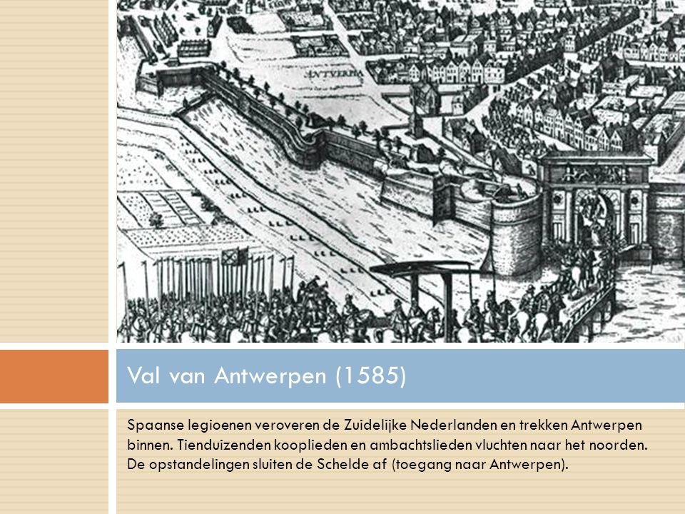 Val van Antwerpen (1585)