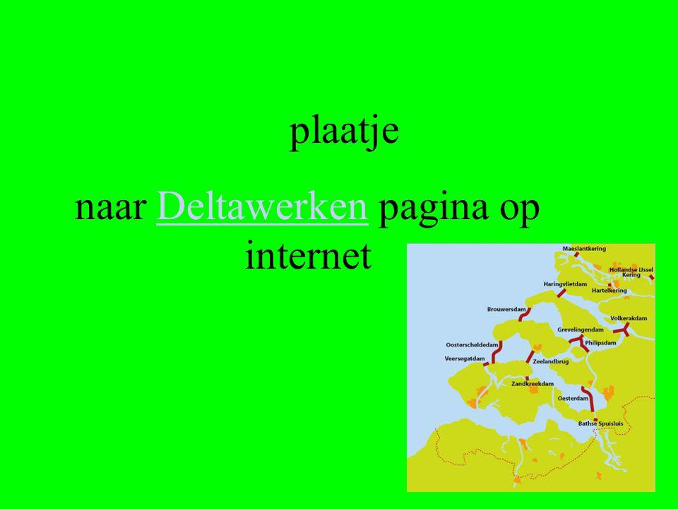 naar Deltawerken pagina op internet
