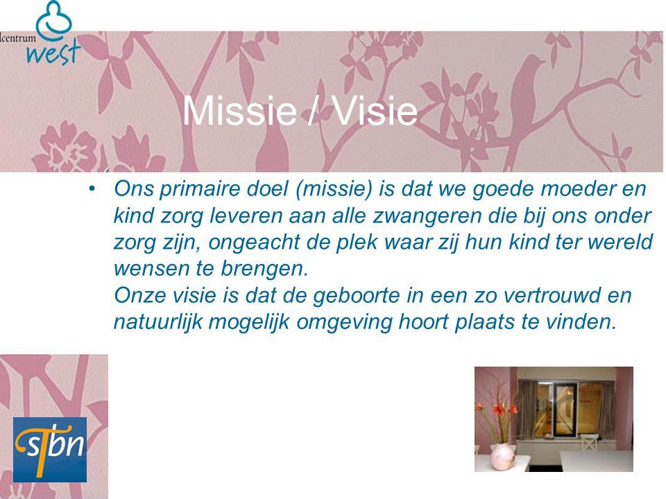 Missie / Visie
