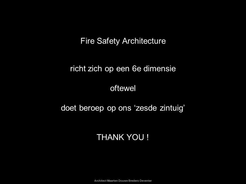 Architect Maarten Douwe Bredero Deventer
