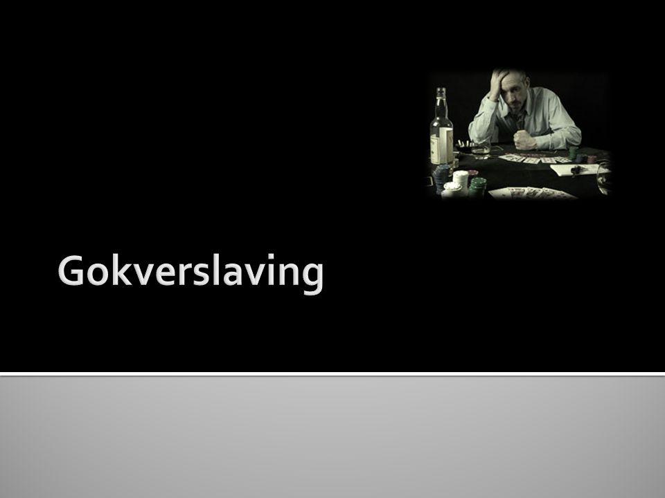 Gokverslaving