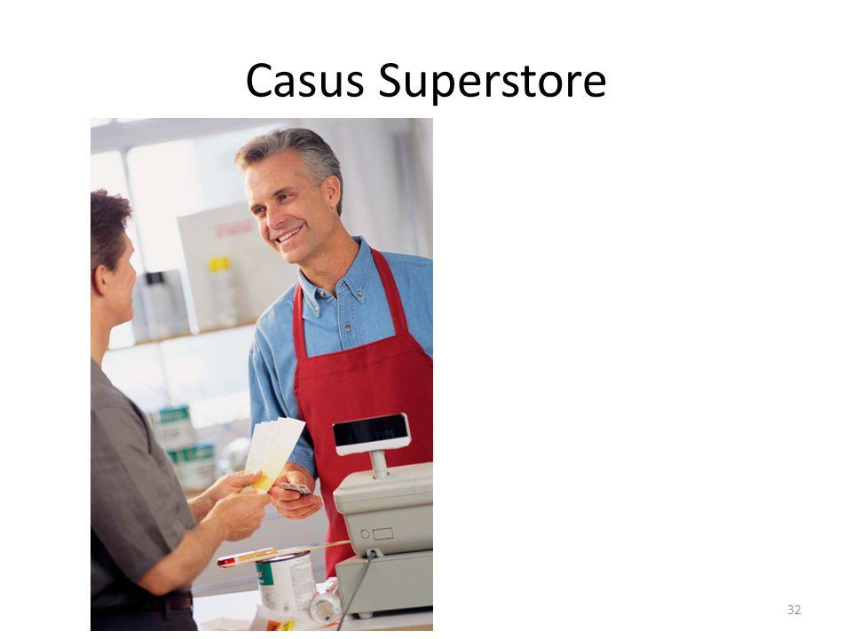 Casus Superstore