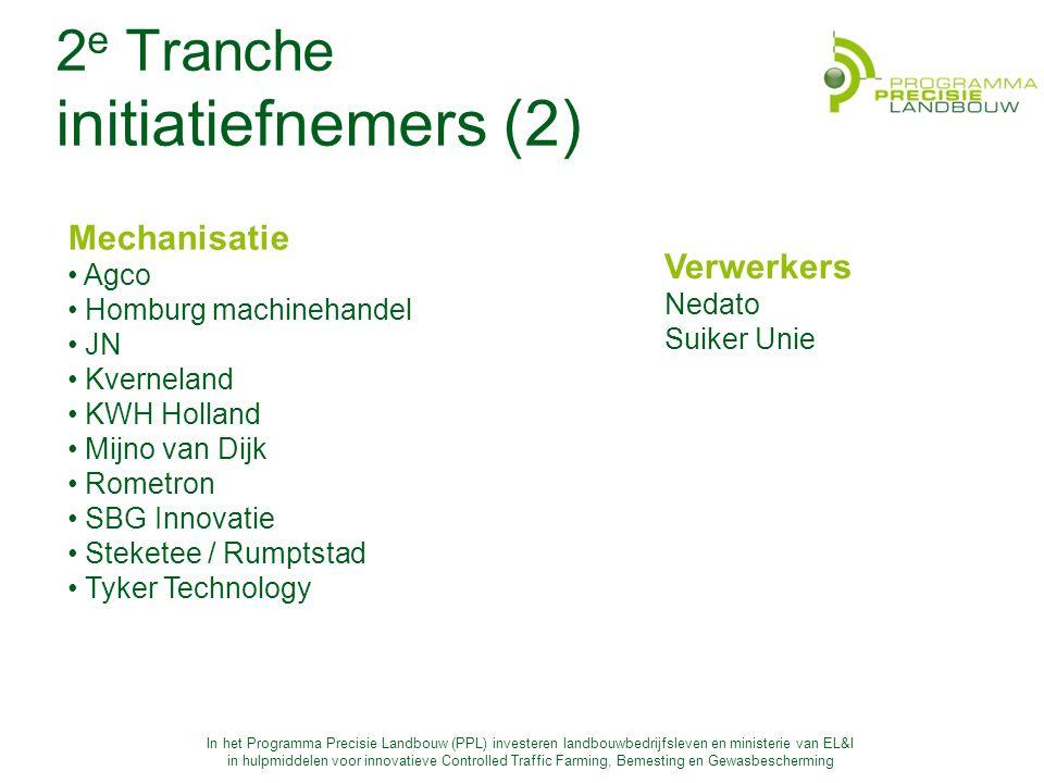 2e Tranche initiatiefnemers (2)