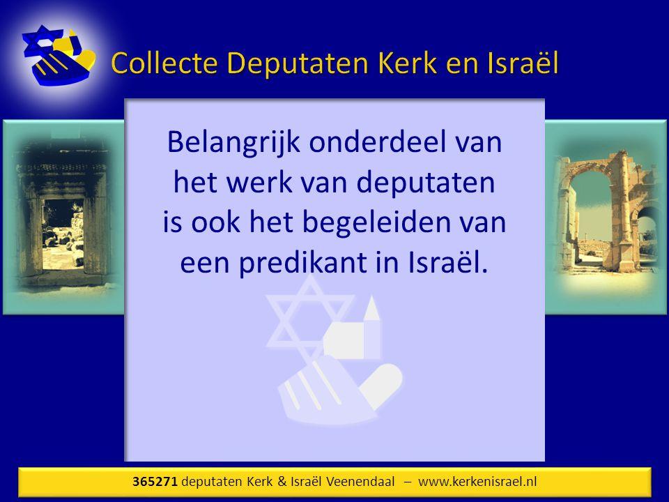 365271 deputaten Kerk & Israël Veenendaal – www.kerkenisrael.nl