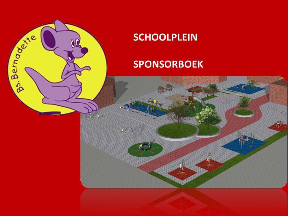 SCHOOLPLEIN SPONSORBOEK