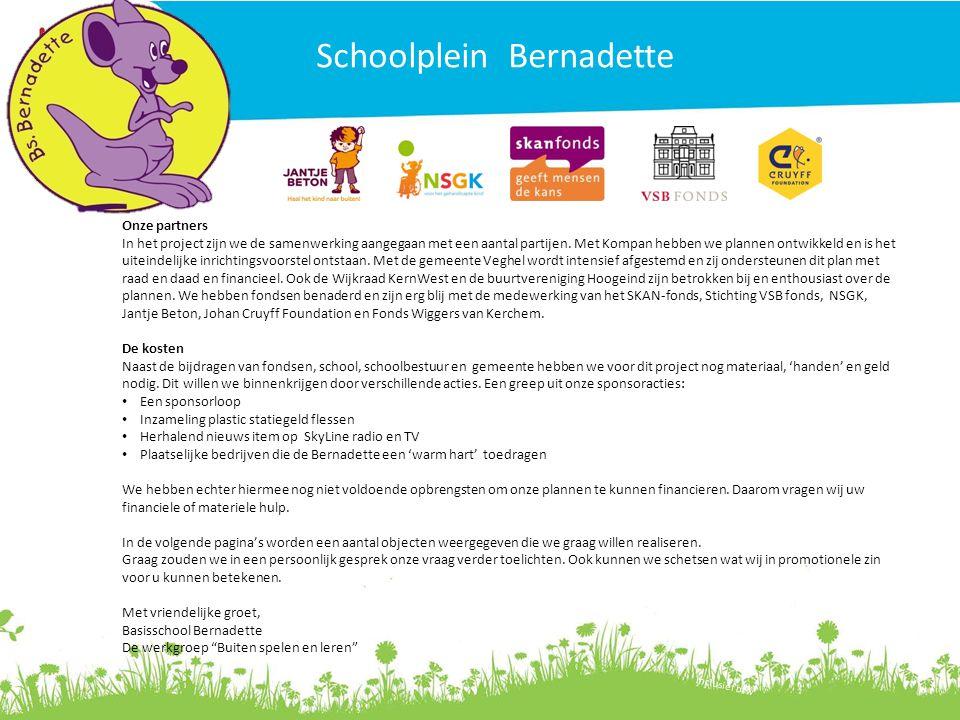 Schoolplein Bernadette