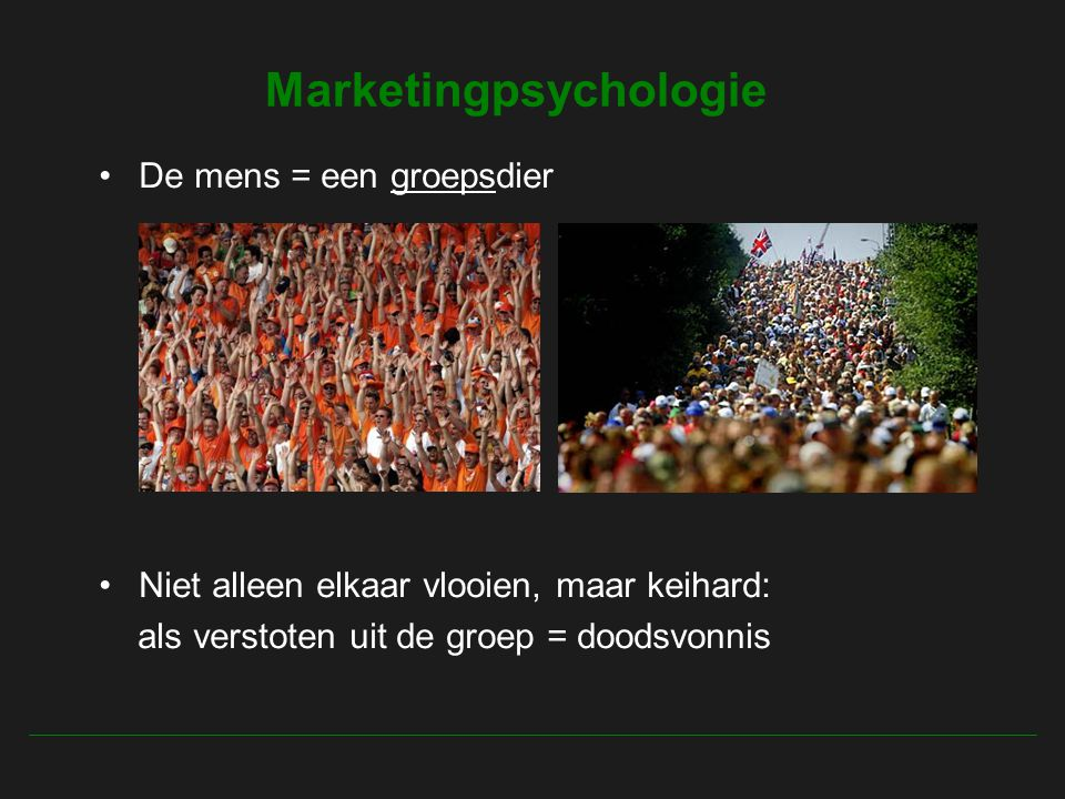 Marketingpsychologie