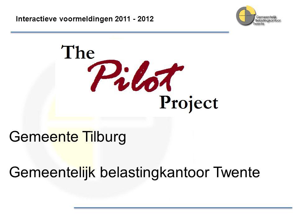 Gemeentelijk belastingkantoor Twente