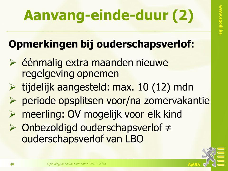 Aanvang-einde-duur (2)