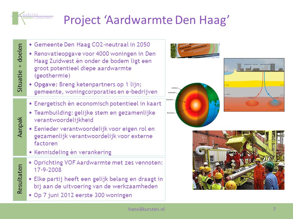 Project 'Energieneutraal Heijplaat'