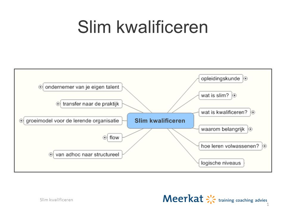 Slim kwalificeren Slim kwalificeren