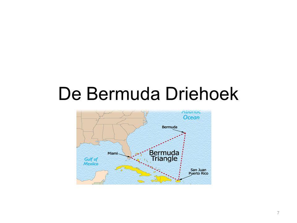 De Bermuda Driehoek De Bermuda Driehoek Leeftijd Werk, Welvaart
