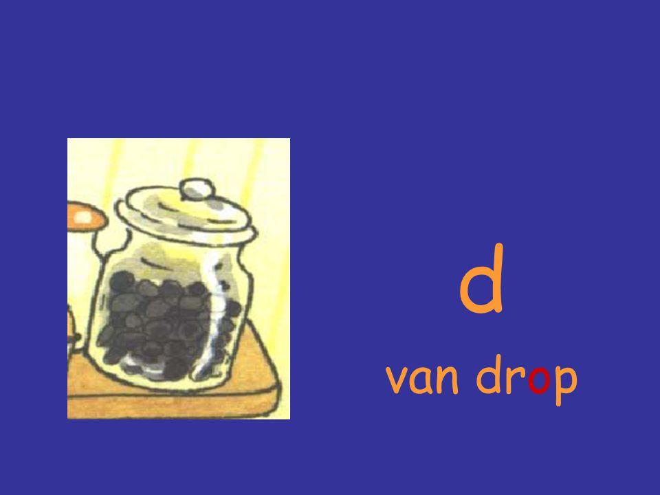d van drop