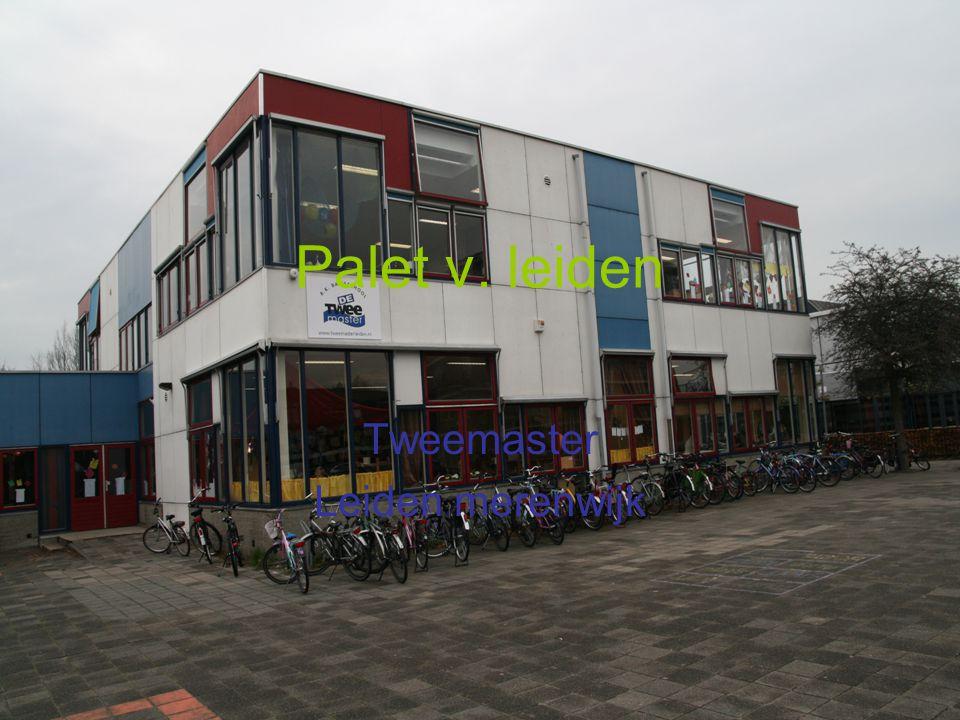 Tweemaster Leiden merenwijk