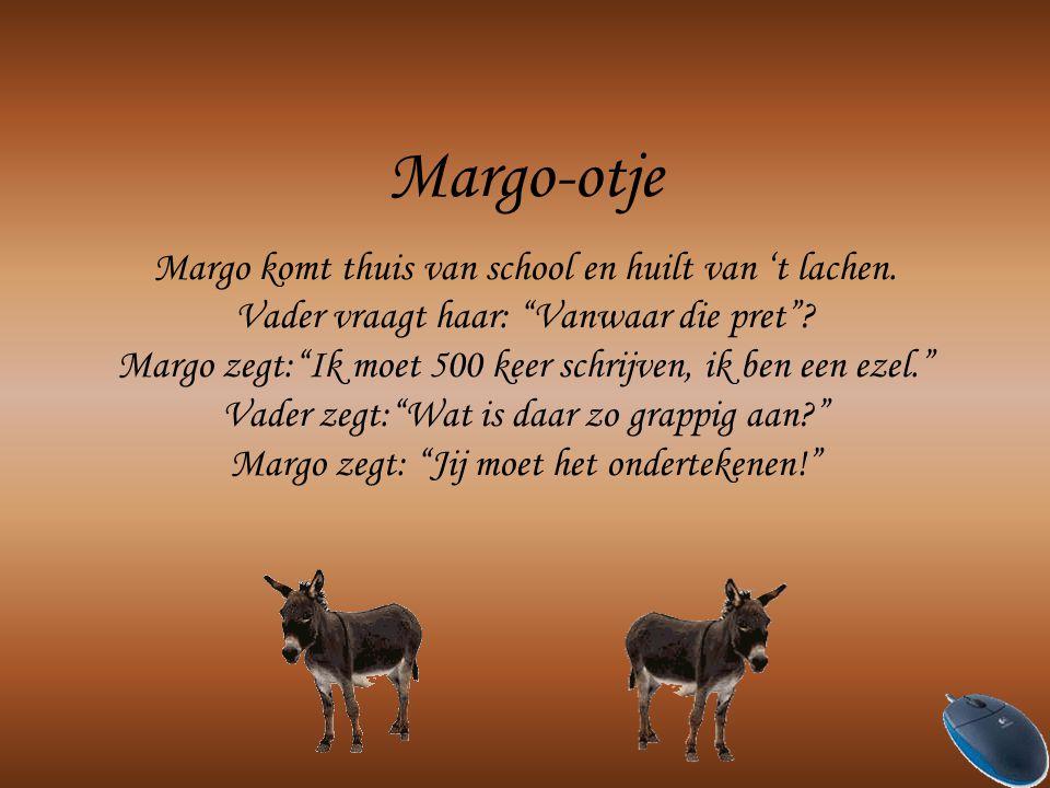 Margo-otje