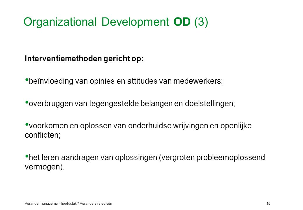 Organizational Development OD (3)