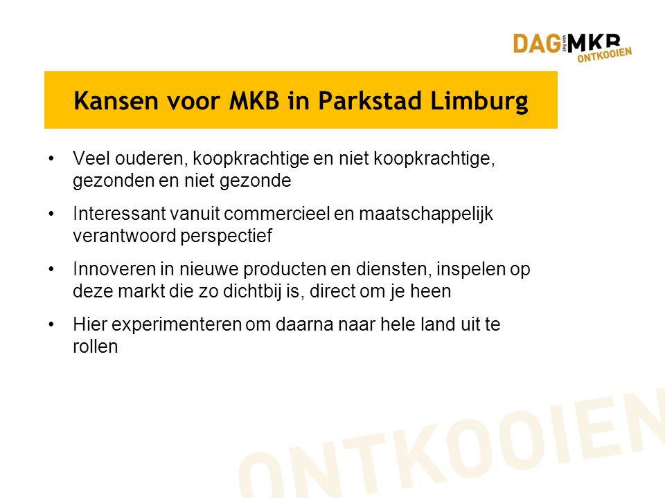 Kansen voor MKB in Parkstad Limburg