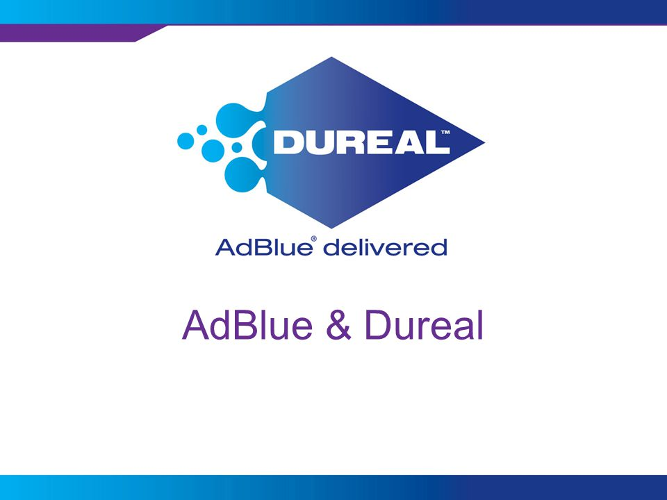 AdBlue & Dureal