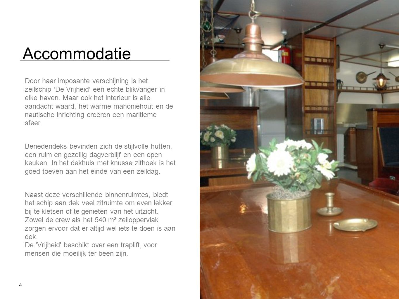 Accommodatie