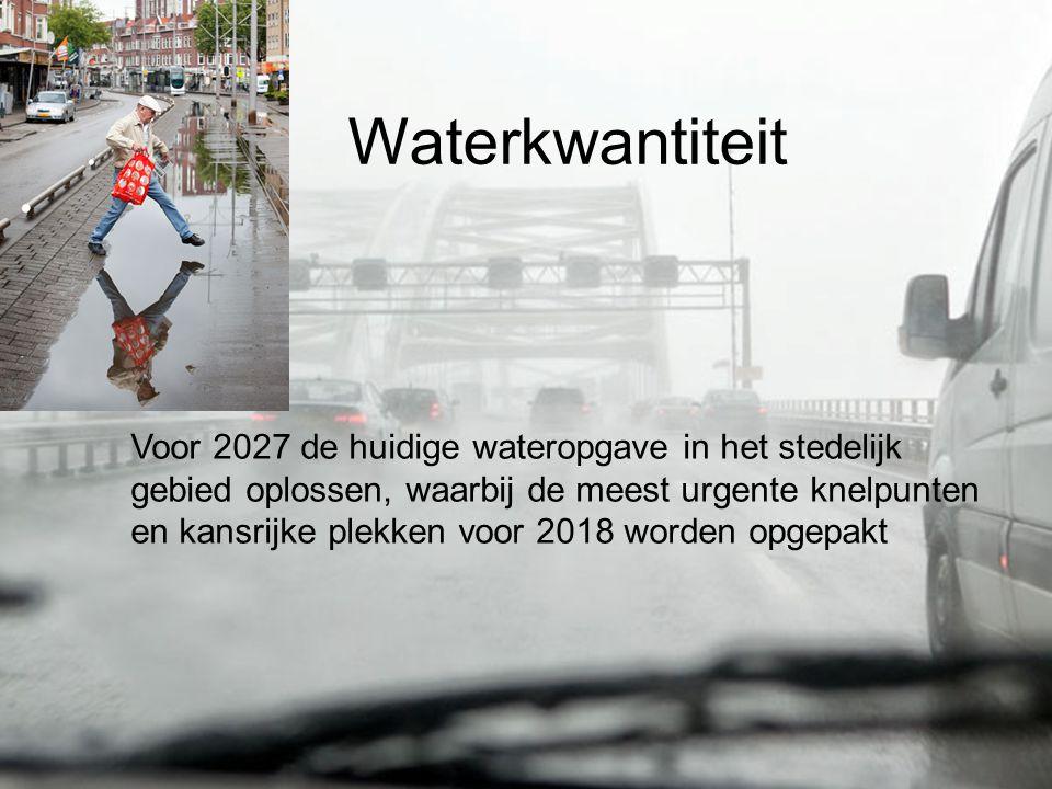 Waterkwantiteit