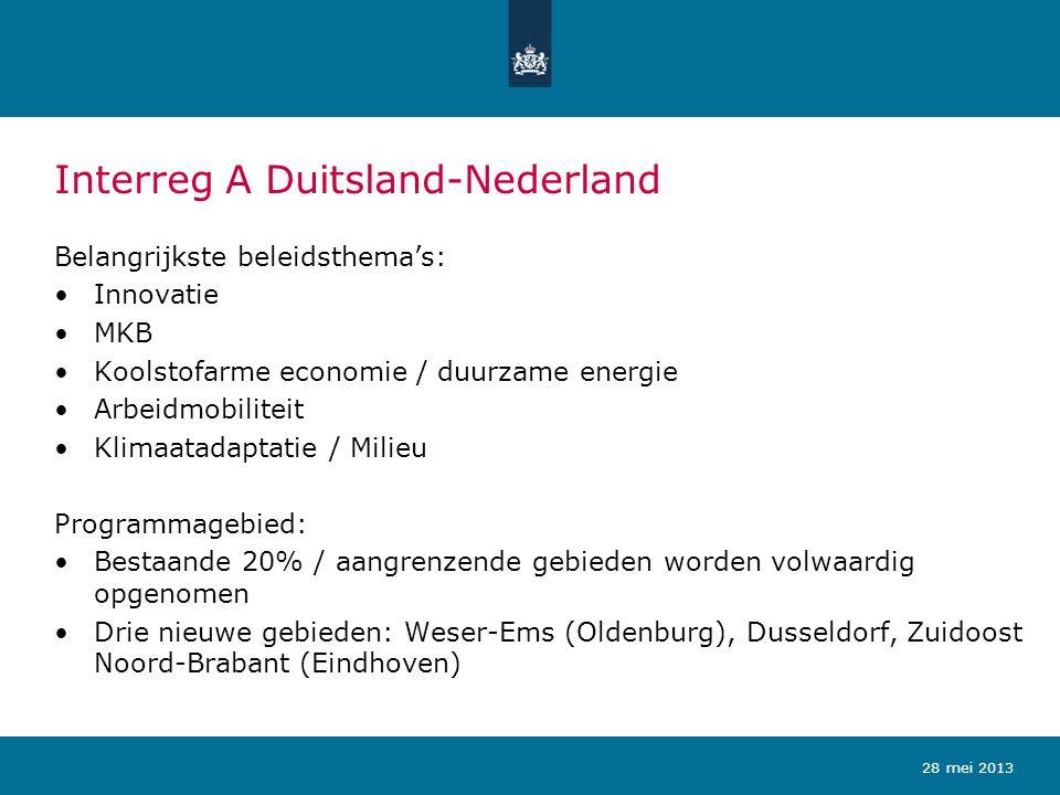Interreg A Duitsland-Nederland