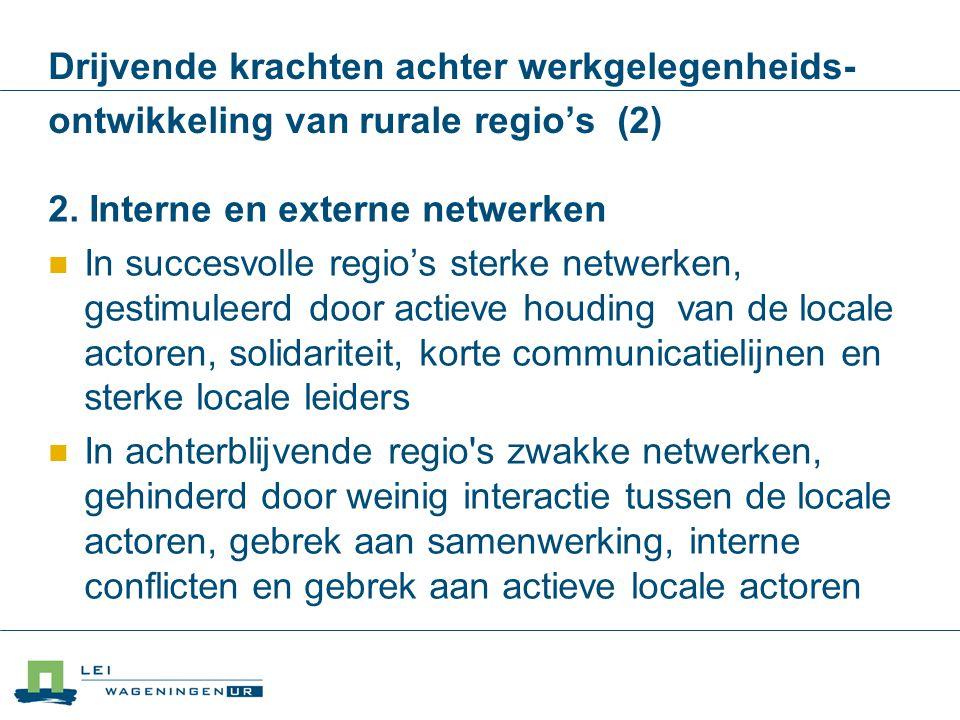2. Interne en externe netwerken