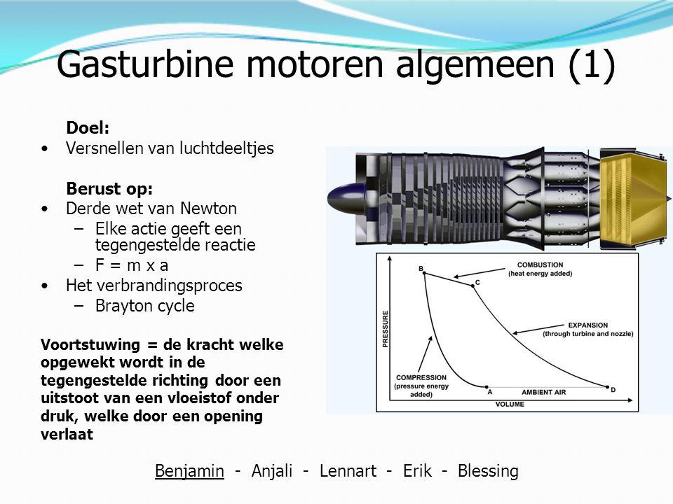 Gasturbine motoren algemeen (1)