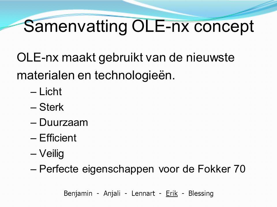 Samenvatting OLE-nx concept