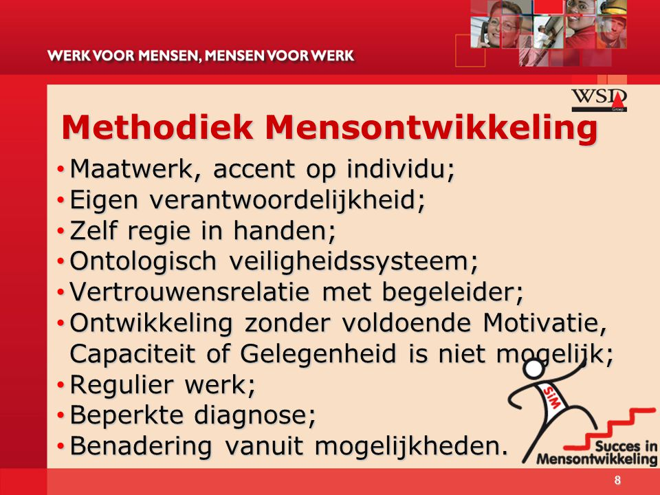 Methodiek Mensontwikkeling
