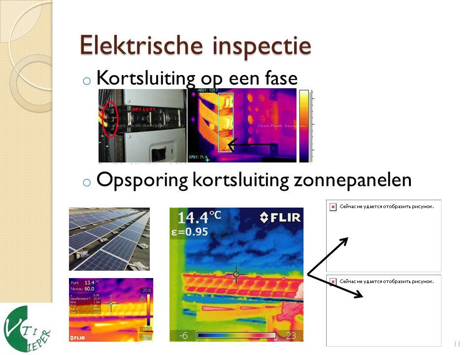 Elektrische inspectie