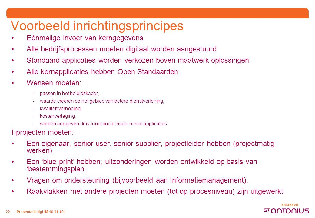 Agenda Casussen Zaans MC Inleiding Facts & figures