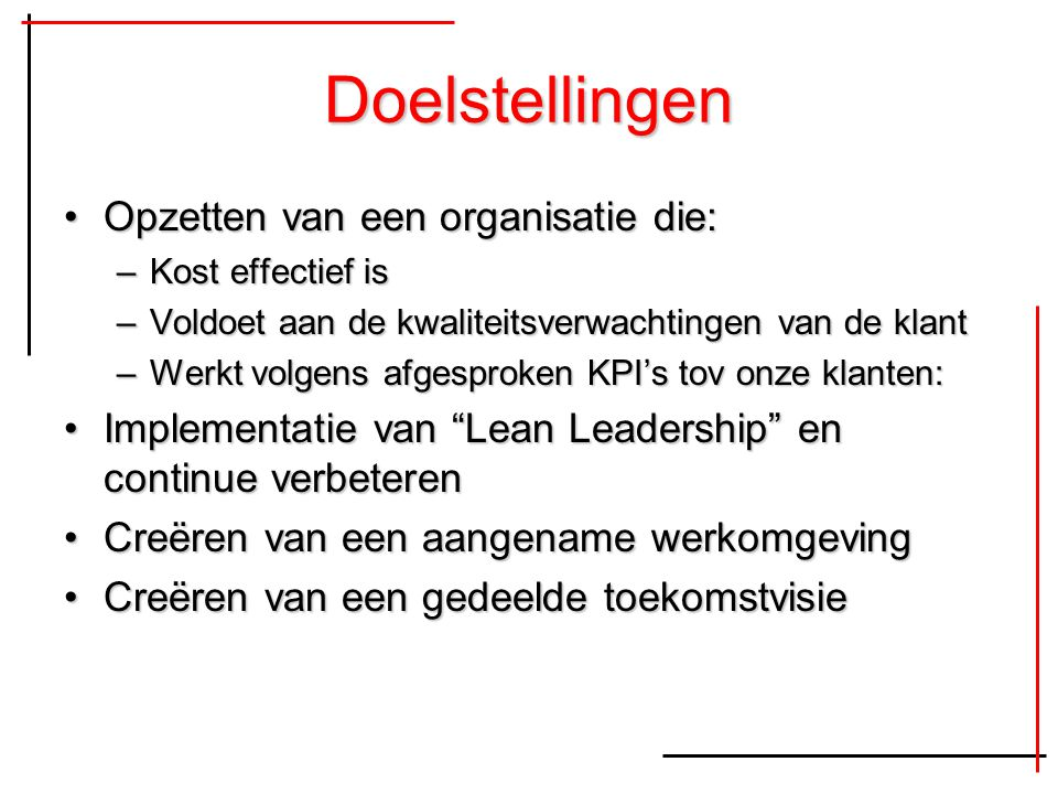 Lean distribution waar komt lean vandaan wat is lean ppt video online download - Creeren van een tuin allee ...
