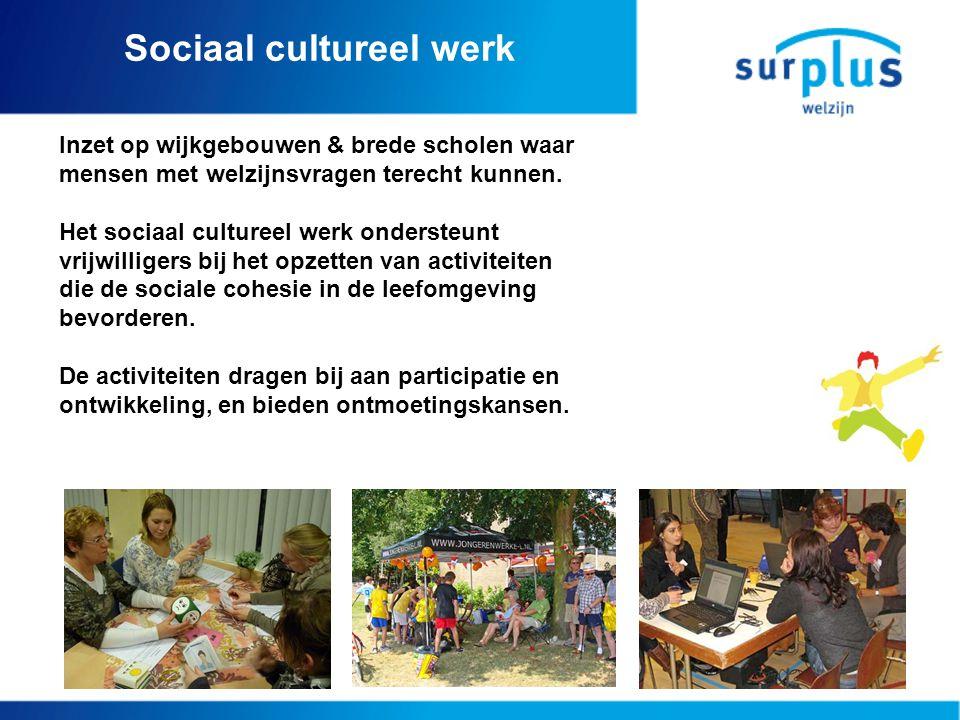 Sociaal cultureel werk