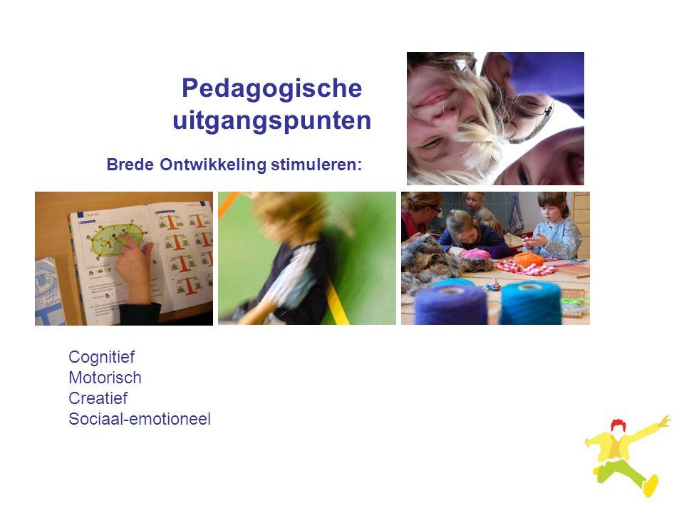 Pedagogische uitgangspunten